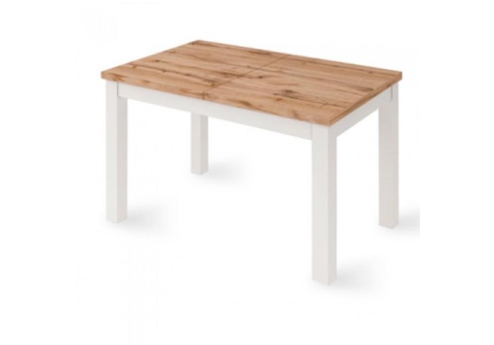 Стол раздвижной ONE 2, 1380(1930)*850*760, (дуб натуральный)