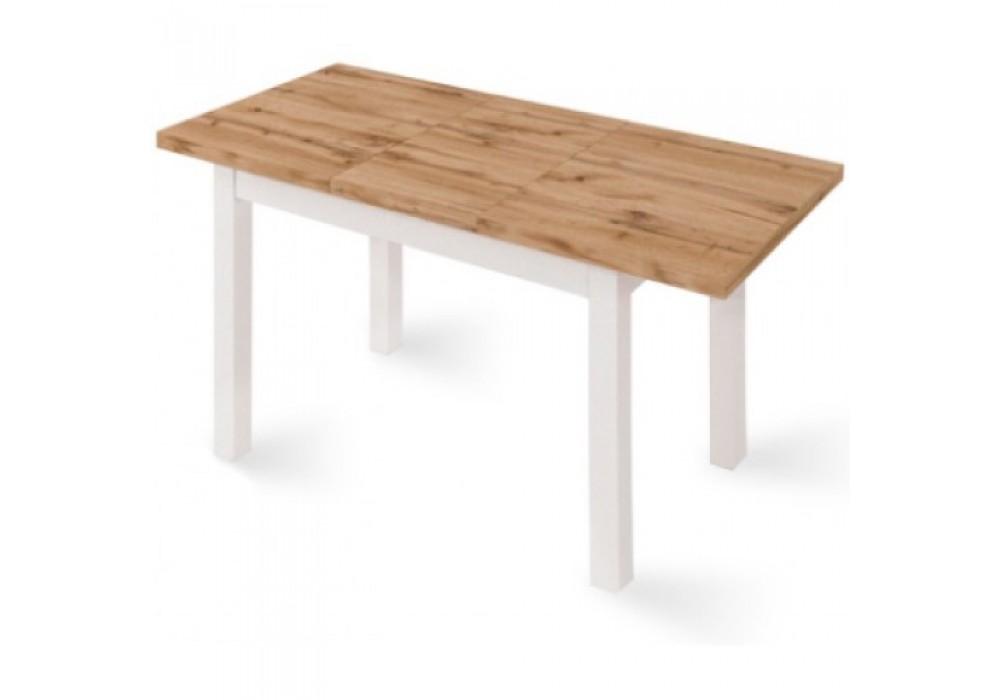 Стол раздвижной ONE (СОО), 1100(1490)*670*760, (дуб натуральный)