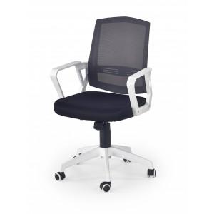 Кресло компьютерное HALMAR ASCOT черно-белый