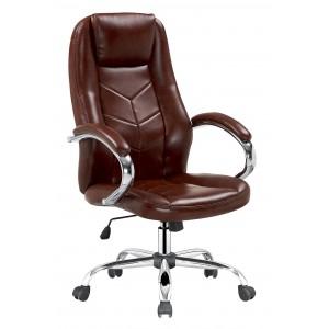 Кресло компьютерное HALMAR CODY коричневое