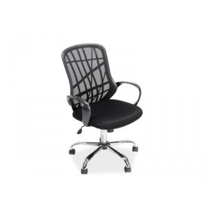 Кресло компьютерное SIGNAL DEXTER черный