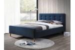 Кровать SIGNAL PINKO темно-синий 160/200