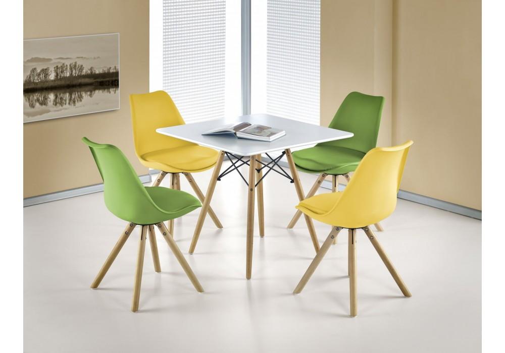 Стол обеденный Halmar PROMETHEUS (квадрат)