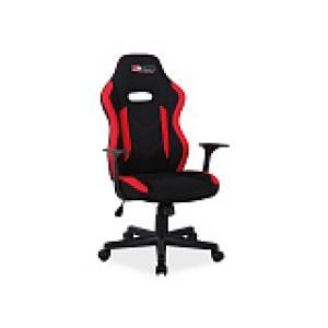 Кресло компьютерное SIGNAL RAPID красный/черный NEW