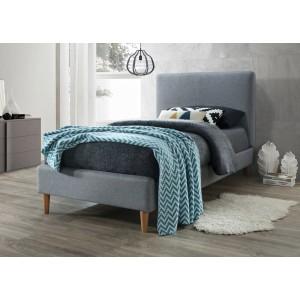 Кровать SIGNAL ACOMA серый/дуб, 160/200