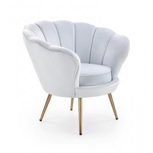 Кресло HALMAR AMORINO светло-синий NEW