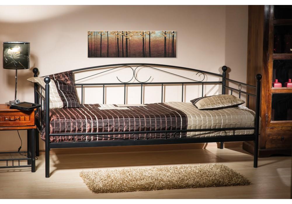 Кровать SIGNAL ANKARA черная