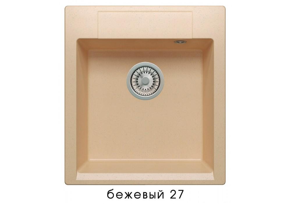 Мойка POLYGRAN ARGO-460 №27 бежевый