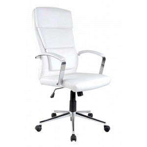 Кресло компьютерное HALMAR AURELIUS белый