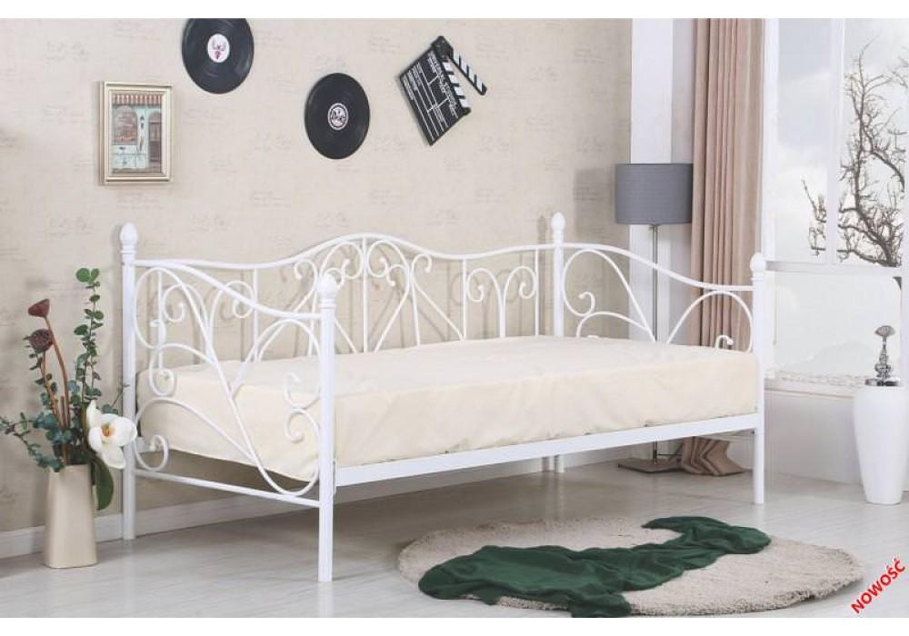 Кровать HALMAR SUMATRA белая