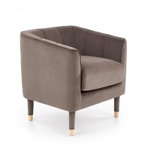 Кресло HALMAR BALTIMORE (теплый серый)