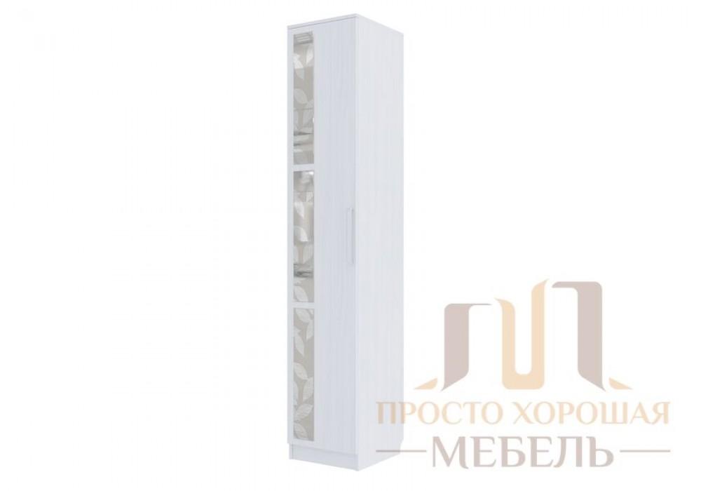 """Пенал ПХМ МС""""Николь"""" (Ясень Анкор св.)  + комплект стекол"""