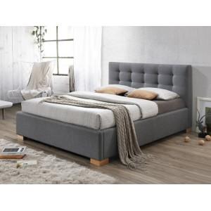 Кровать SIGNAL COPENHAGEN серый, 160/200