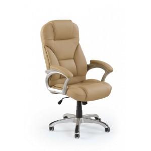Кресло компьютерное HALMAR DESMOND беж