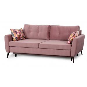Диван-кровать Калгари - 2 (альба роза/твинкли розовый)