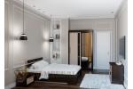 Кровать SV-МЕБЕЛЬ (Спальня Эдем 2 К) Дуб Венге/Дуб млечный 120/200