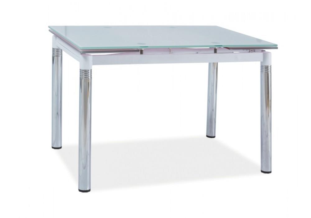 Стол обеденный SIGNAL GD018 белый