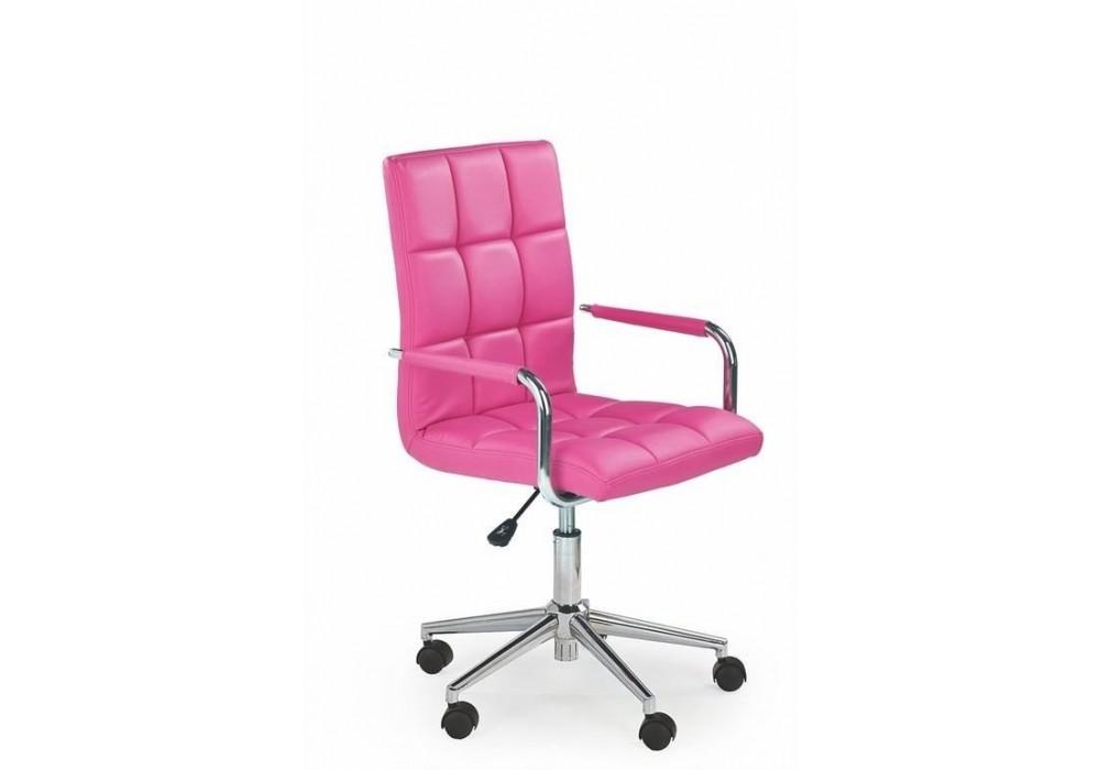 Кресло компьютерное HALMAR GONZO 2 розовый