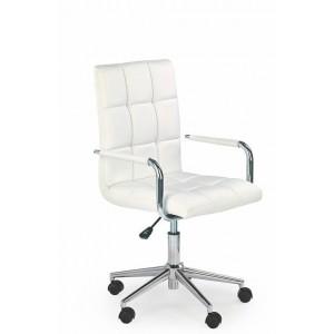 Кресло компьютерное HALMAR GONZO 2 белый