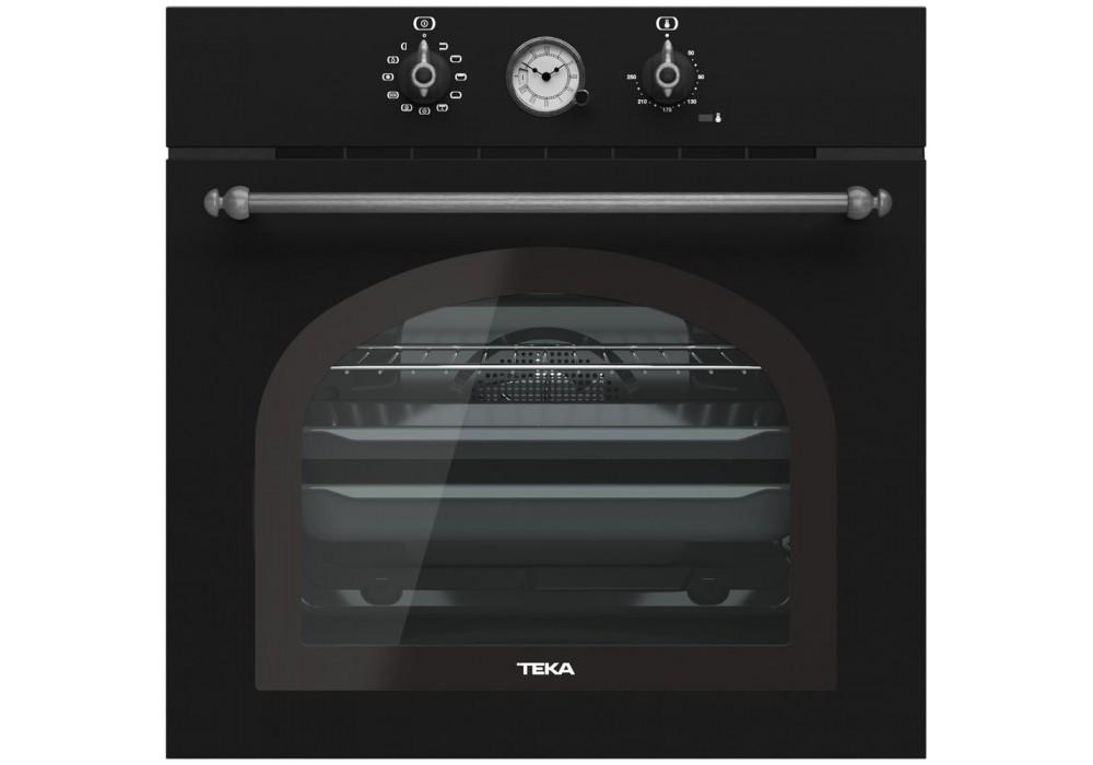 Мультифункциональный духовой шкаф TEKA HRB 6300 ATS SILVER антрацит/сост.серебро
