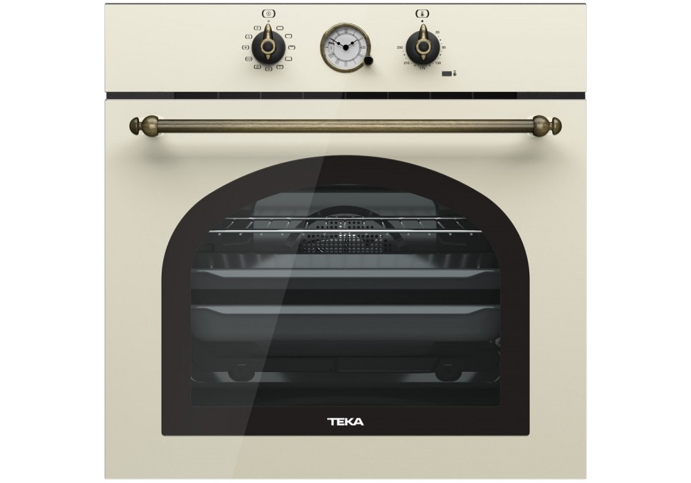 Мультифункциональный духовой шкаф TEKA HRB 6300 VNB BRASS ваниль/сост.бронза