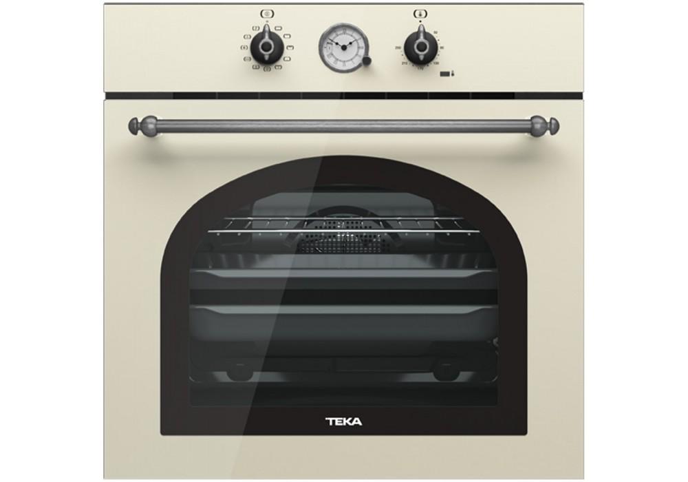 Мультифункциональный духовой шкаф TEKA HRB 6300 VNS SILVER ваниль/сост.серебро