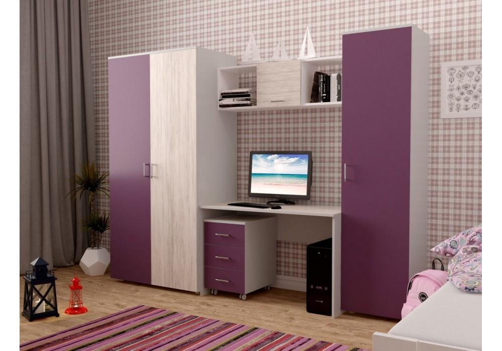 Набор мебели для детской Идана - Виола
