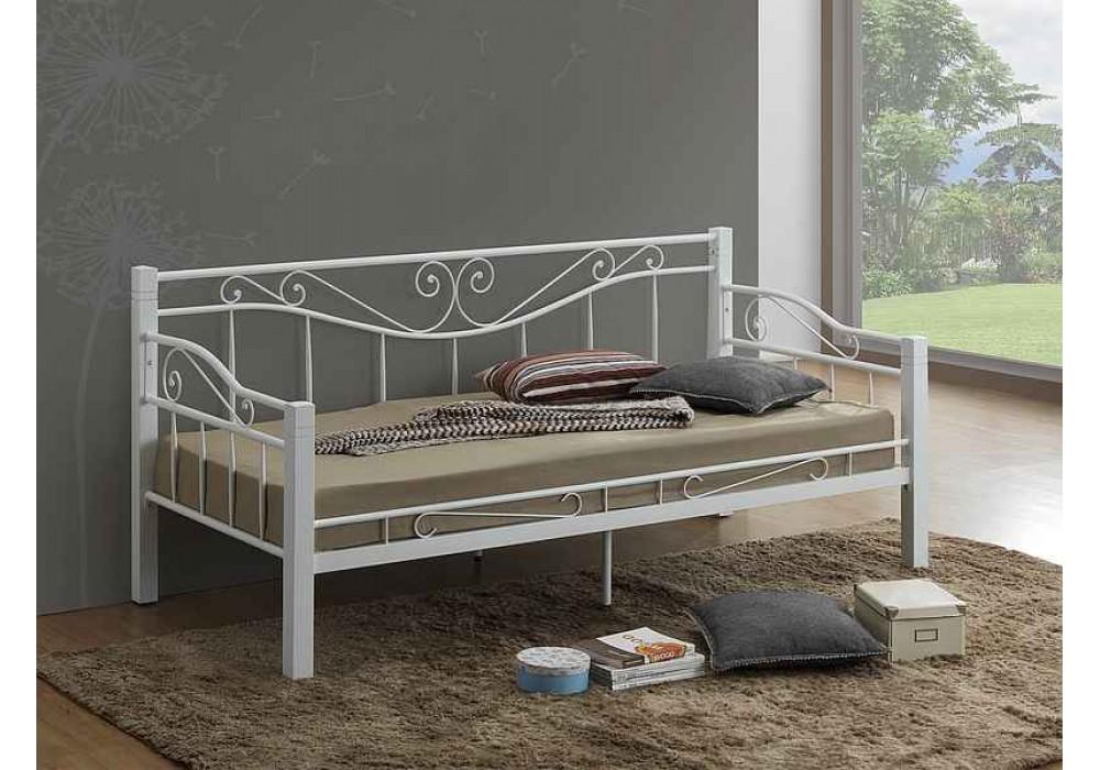 Кровать SIGNAL KENIA белый