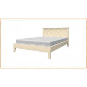 """Кровать """"Грация-2"""" 1400 слоновая кость"""