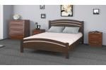 """Кровать """"Камелия-3"""" дуб коньяк 1600"""