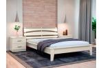 Кровать Камелия-4 слоновая кость 1400