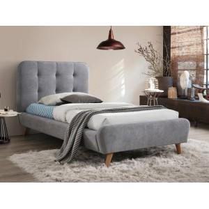 Кровать SIGNAL TIFFANY серый, 90/200