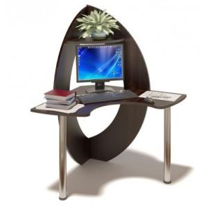 Стол компьютерный Сокол КСТ-101 венге