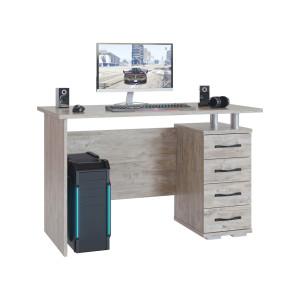 Стол компьютерный Сокол КСТ-106.1 дуб юкон