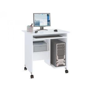 Стол компьютерный Сокол КСТ-10.1 белый