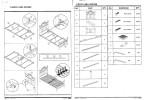 Кровать SIGNAL LIMA белая 90/200