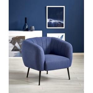 Кресло Halmar LUSSO синий