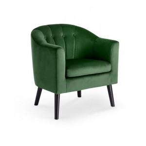 Кресло HALMAR MARSHAL темно-зеленый