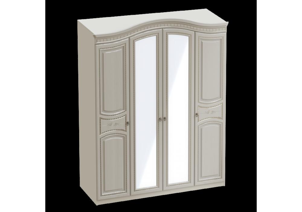 """Шкаф 4-х дверный """"Николь"""""""