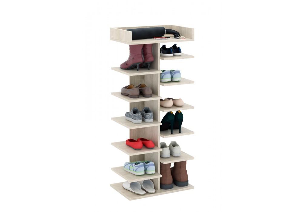 Обувница MFMaster Норта-3 (дуб сонома)