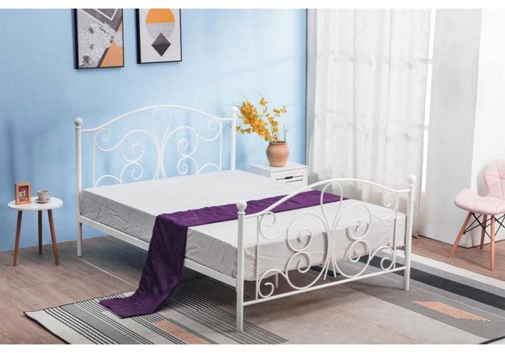 Кровать HALMAR PANAMA белый, 120/200
