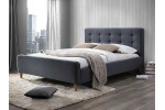 Кровать SIGNAL PINKO серый 160/200