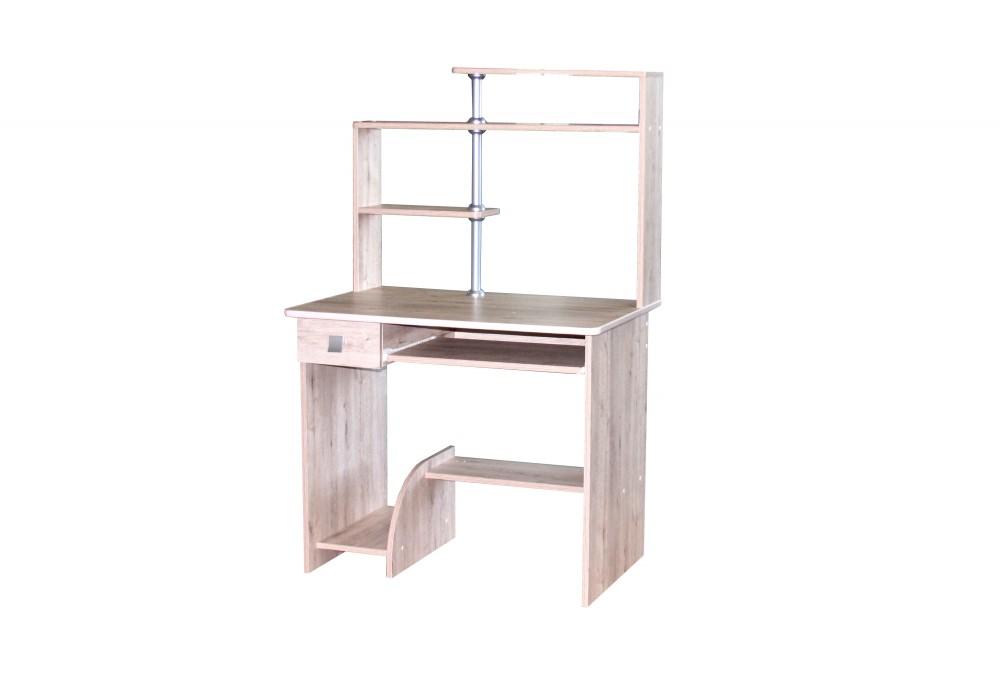 Письменный стол Мебельград СК-08 (дуб бонифаций)