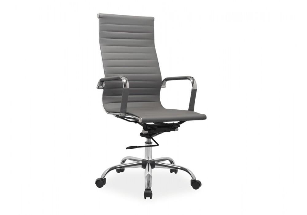 Кресло компьютерное SIGNAL Q-040 серое