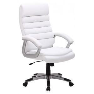 Кресло компьютерное SIGNAL Q-087 белое