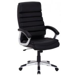 Кресло компьютерное SIGNAL Q-087 черное