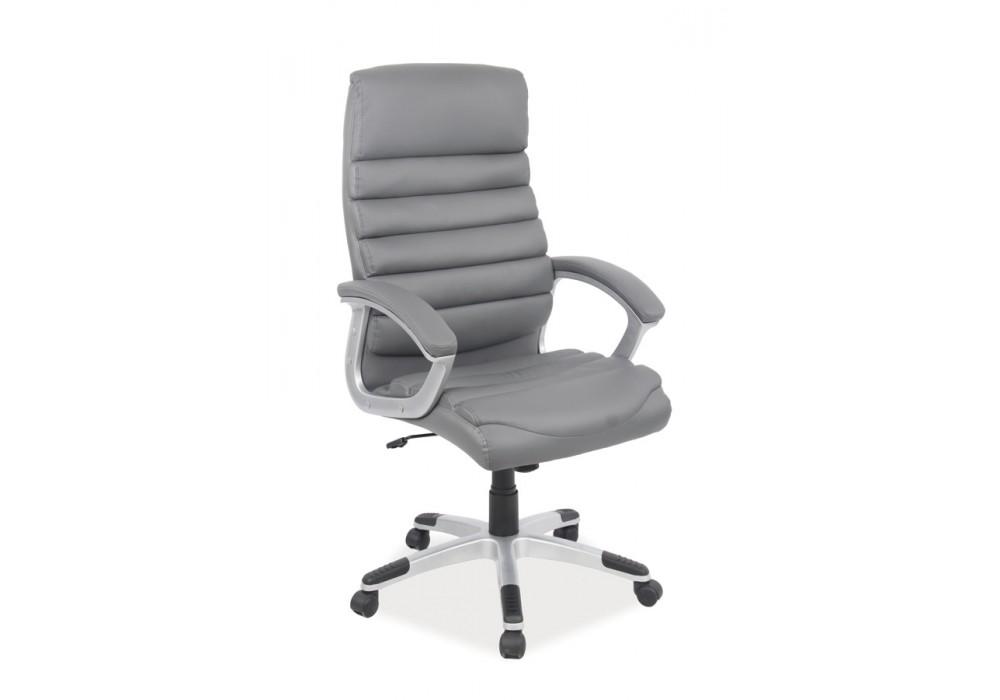 Кресло компьютерное SIGNAL Q-087 серое