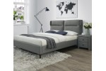 Кровать HALMAR SANTINO серый, 160/200
