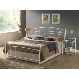 Кровать SIGNAL SIENA белая 120/200