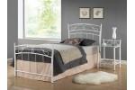 Кровать SIGNAL SIENA белая 90/200